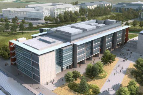 edifícios de alto desempenho ambiental
