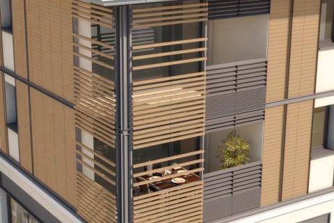 Introduzindo elementos sombreadores em edifícios verdadeiramente sustentáveis
