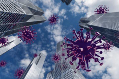 Edifícios Podem ser Locais de Alta Propagação de Doenças