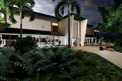 Centro de Tênis do Esporte Clube Pinheiros - Conforto Ambiental