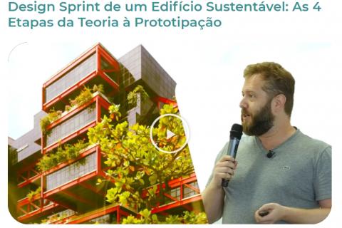Design Sprint de um Edifício Sustentável