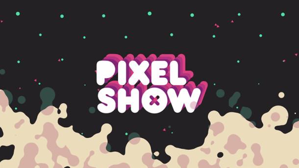 arte oficial do workshop pixel show