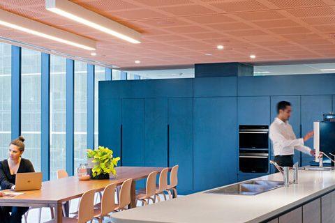 BDO Offices Melbourne unispace